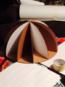 R2D2-carton-dome